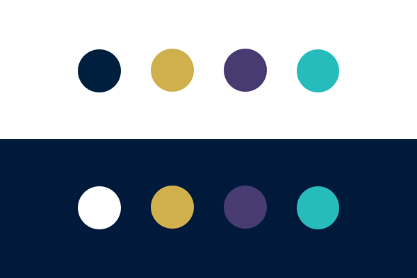 2 Color Palette
