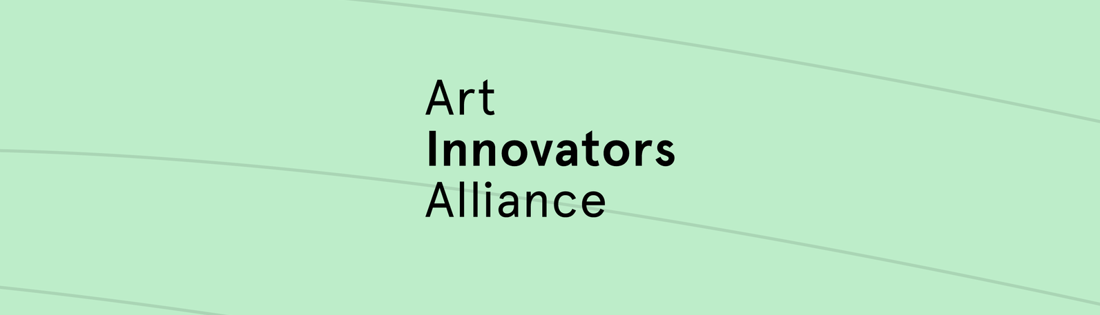 Announcing the Inaugural Art Innovators Alliance Event,