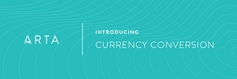 Introducing: Currency Conversion
