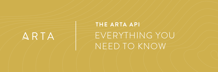 Everything You Need to Know about the ARTA API