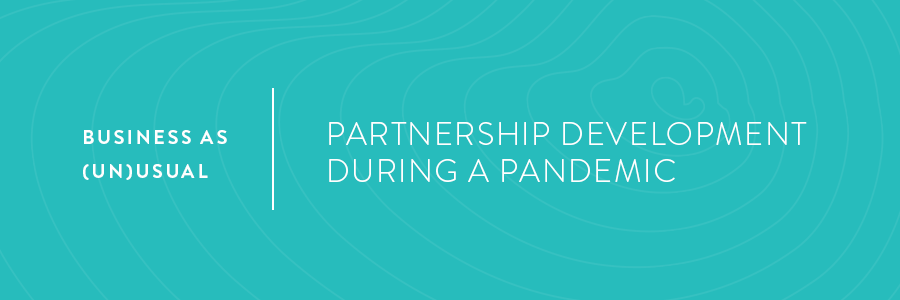 Partnership Development During a Pandemic