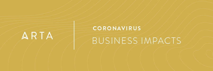 COVID-19: Current and Anticipated Impacts on our Business