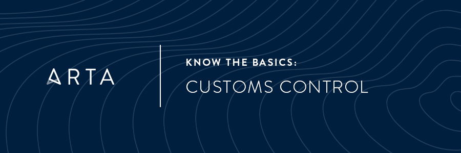 Know the Basics: UK and EU Customs Control