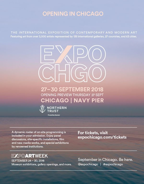 ARTA Partners with EXPO CHICAGO